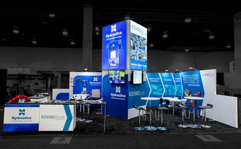 creating the best tradeshow booth design in las vegas skyline exhibits las vegas trade show displays services
