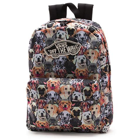 vans design backpack vans x aspca realm backpack shop womens backpacks at vans