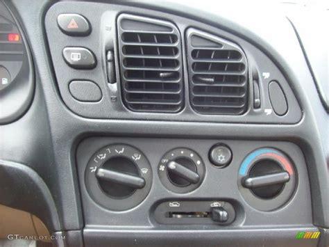 motor repair manual 1997 dodge avenger transmission control 1997 dodge avenger es coupe controls photo 47045433 gtcarlot com