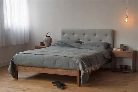 futon bedroom arran buttoned headboard bed bed company