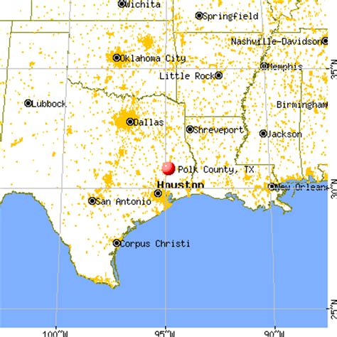 polk county texas map polk county texas detailed profile houses real estate cost of living wages work
