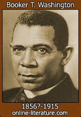 biography booker t washington booker t washington biography and works search texts