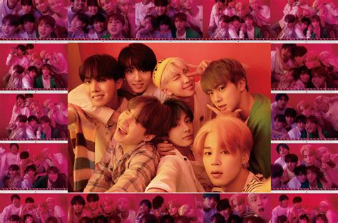 bts army react  map   soul persona ep billboard