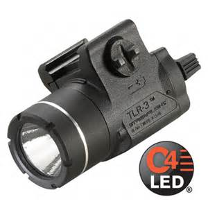 streamlight tlr 3 174 compact rail mounted pistol light fits
