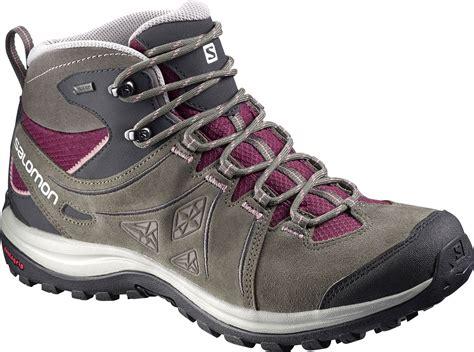 salomon ellipse 2 mid ltr gtx womens hiking boots