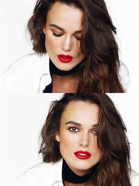 keira knightley hair chanel keira knightley chanel and rouge on pinterest