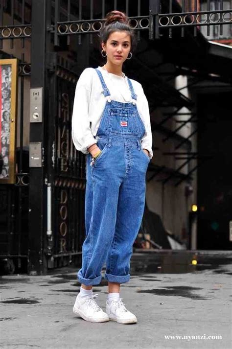Oversized Overalls   D E N I M   Pinterest   Denim