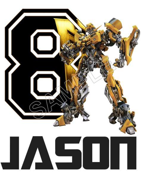 T Shirt Transformer 5 Bumblebee wreck it ralph t shirt iron on transfer decal 1 wreck it