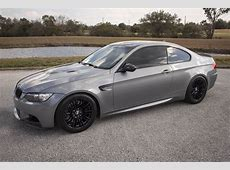 2011 Dinan S2 Signature Package BMW M3 Coupe Space Gray ... Fosgate Signature