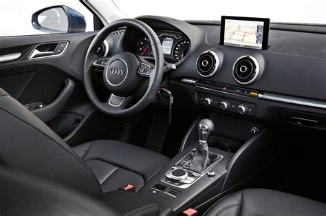 Audi A3 Interior 2015 by 2015 Audi A3 1 8t Test Photo Gallery Motor Trend