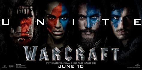 New WARCRAFT Movie Trailer Has Death, Destruction, and
