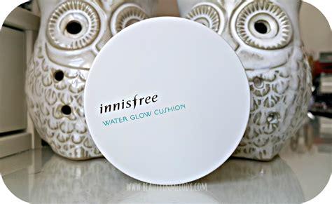 Harga Innisfree Water Glow Cushion melody innisfree water glow cushion review