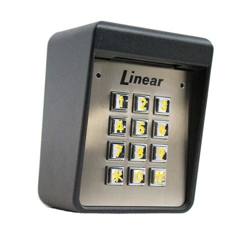 www keypad ak 11 exterior surface mount keypad acp00748 linear gate
