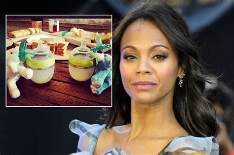 avatar actress crossword zoe saldana reveals her twin boys unusual names as she