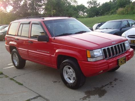 1998 Jeep Grand For Sale 1998 Jeep Grand Special Edition For Sale In