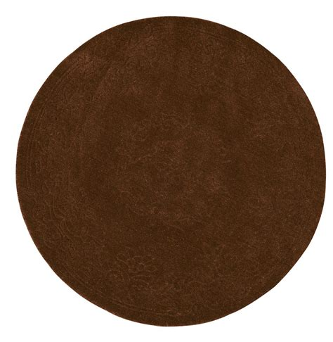 brown circle rug emperor luxury dense wool rugs brown circle rug