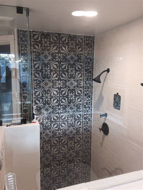 bathroom tiles miami cuban tile boca raton residence mediterranean bathroom miami by marmol