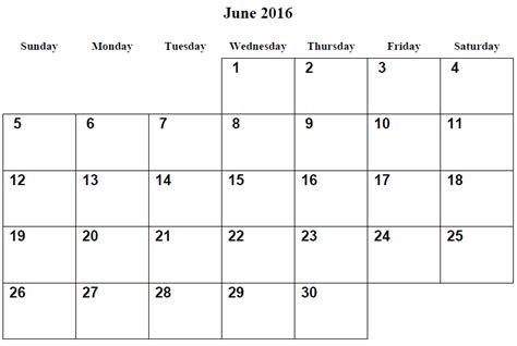 printable monthly calendar jan 2015 8 best images of june 2016 calendar printable sept