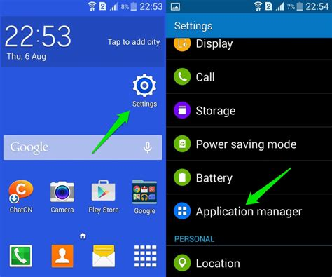 app to sd card for android how to move android apps to an sd card broowaha