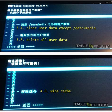 reset android version 2 3 6 hard reset android bahasa cina firmware android tested