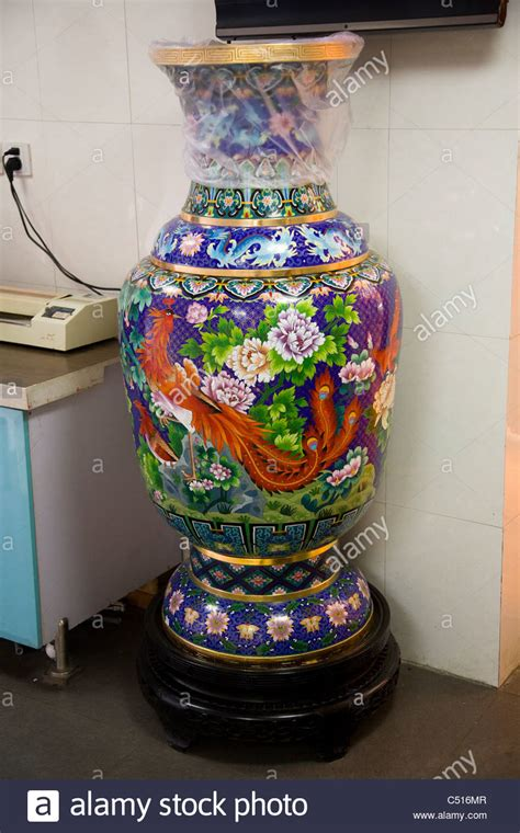 Vase Shop by Cloisonne Vase Display Vases For Sale In The Tourist Gift Shop At Stock Photo Royalty Free