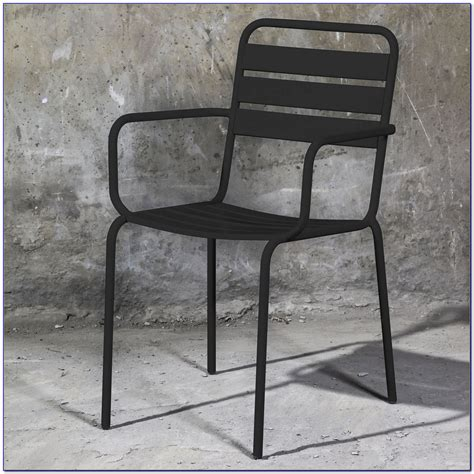 Black Metal Patio Chairs Black Metal Folding Patio Chairs Patios Home Design Ideas 647yy2d7zx