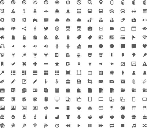 Freebie: Gemicon Icon Set (600 PNG Icons + PSD Source)