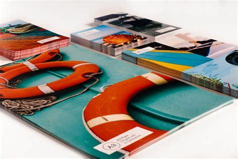 Flyer Brosur A5 Paper 150 120 Gsm Cetak 1 Sisi stapled brochures