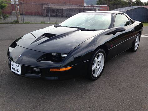 of the day 96 chevrolet camaro ss z28 1553 of 2410