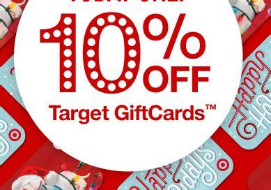 Target Gift Card Sale - 10 off target gift card sale ways to maximize your savings