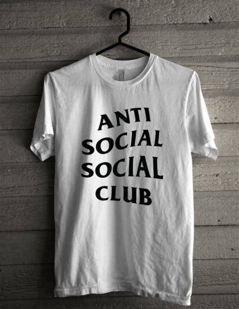 Snapback Anti Social Social Club Black Navy Marun Niro anti social social club unisex t shirt my o tees