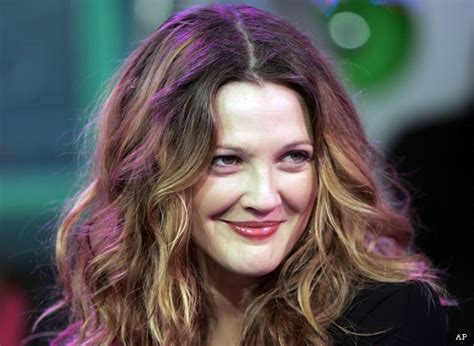 I Had With Drew Barrymore Says Former Editor by Drew Barrymore Tells Leno She Wants Second Baby Right Away