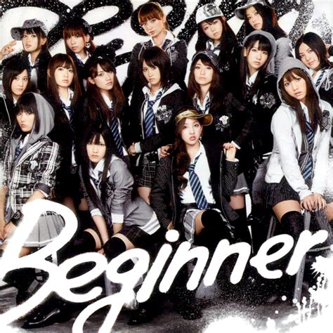 the beginner work japan akb48 beginner