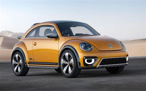 Vw Beetle Dune 2016 Hd Wallpaper Desktop Hd Wallpaper