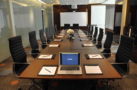 layout tempat duduk rapat 5 ruangan negosiasi terbaik di jakarta xwork blog