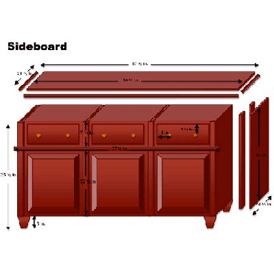 how to make a buffet cabinet pdf how to build a sideboard from stock cabinets plans free
