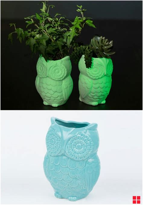 Glow In The Planter by 35 Luminous Garden Lantern Ideas To Brighten Up Your