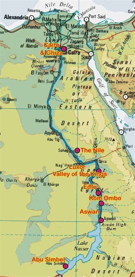 middle east map nile river map of nile and obsessed with maps
