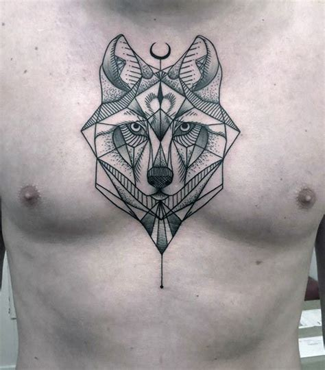 geometric tattoos wolf 1000 geometric tattoos ideas
