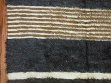 plush rugs for sale plush vintage mohair rug for sale at 1stdibs