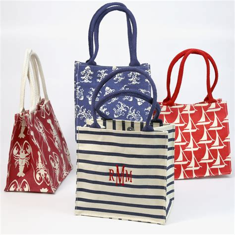 Embroidered Canvas Tote Bag embroidered finds itsy bitsy custom canvas tote bag