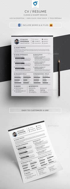 stunning graphic design resume template stunning resume template free this week freebies templates free resume