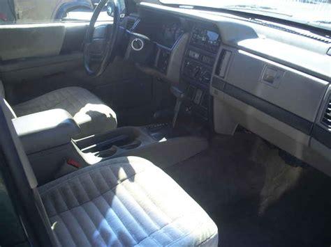 1995 Jeep Grand Laredo Interior 1995 Jeep Grand Laradeo At Alpine Motors