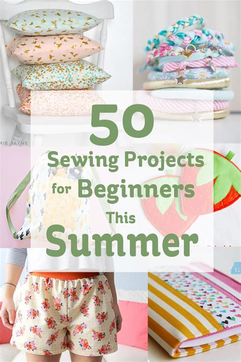 craft projects for beginners 50 sewing projects for beginners hobbycraft