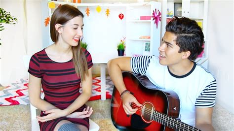 Still Dating by Is Alex Aiono Still Dating Meg Deangelis Or Does He