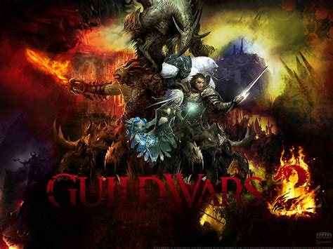 Guild Wars by Metal Android