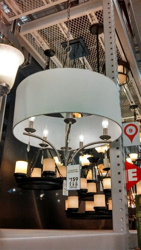 Drum Shade Chandelier Lowes discover and save creative ideas