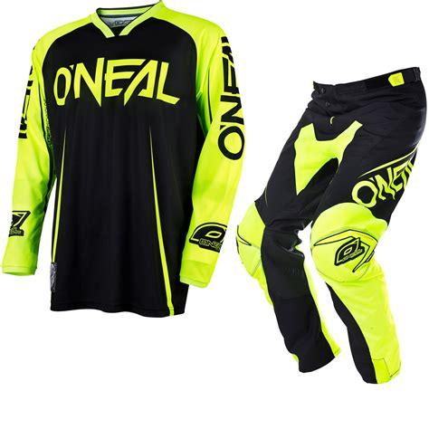 oneal motocross jersey oneal mayhem lite 2017 blocker motocross jersey pants