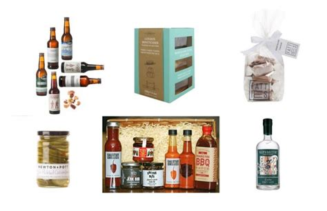 london christmas gift guide food and drink edition