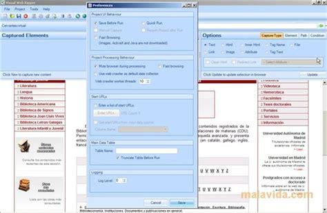 tutorial visual web ripper for win 8 full get visual web ripper from hidden network